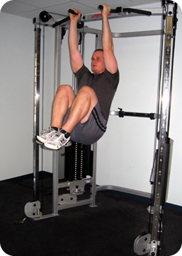 Hanging Leg Lifts End