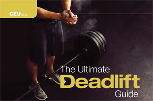The Ultimate Deadlift Guide