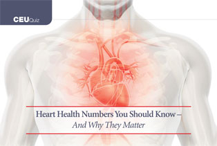 Heart Health Numbers You Should Know