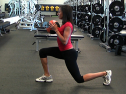 Lift Correctly, Optimize Gains: - Volume II - The Lunge