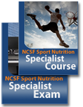 Sport Nutrition Specialist Course & Exam Package