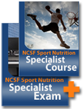 Sport Nutrition Specialist Course & Exam Plus Package
