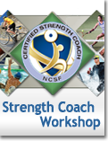 NCSF Certified Strength Coach Workshop Course and Exam