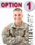 Military Personnel Option One - Workshop Program