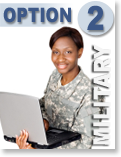 Military Personnel Option Two - Home Study Program