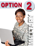 Military Personnel Option Two - Workshop Program